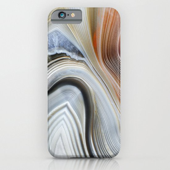 Marble Lined iPhone & iPod Case