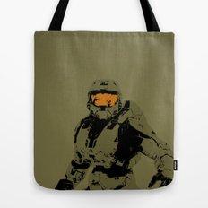Master Chief Redux Tote Bag