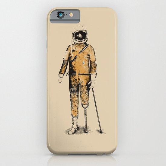 Astropirate (Watercolors) iPhone & iPod Case