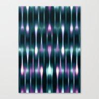The Jelly Bean Express Platform 54 Canvas Print