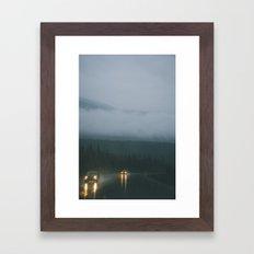 Jasper National Park III Framed Art Print