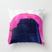 Color Studies 1 Throw Pillow