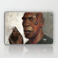 IRON PIGEON  Laptop & iPad Skin