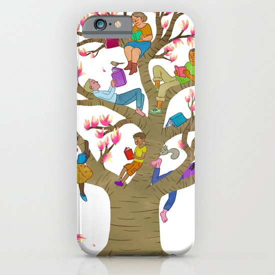 Tree Readers iPhone & iPod Case
