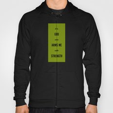 ARMS ME WITH STRENGTH Hoody