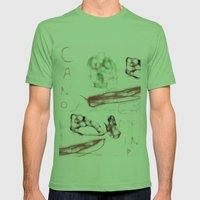 cano Mens Fitted Tee Grass SMALL