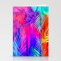 Tropical Heat Stationery Cards