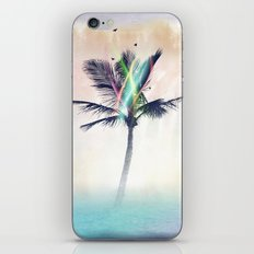 Dimming In The Lights iPhone & iPod Skin