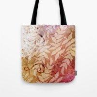 Fall - Susan Weller Tote Bag