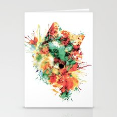 FOX IV Stationery Cards