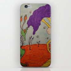Tim and Missis Tree iPhone & iPod Skin