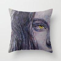 Siren Throw Pillow