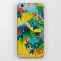 PARADISE WAITS - Beautif… iPhone & iPod Skin
