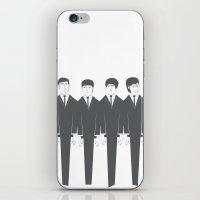 The Fab Four iPhone & iPod Skin