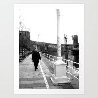 Bilbao Art Print
