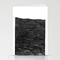 water at night Stationery Cards