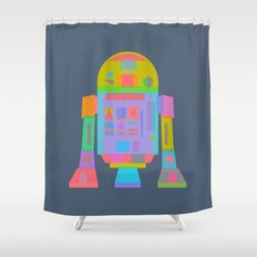 OrTwoDeeTwo  Shower Curtain