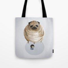 The Pug Tote Bag