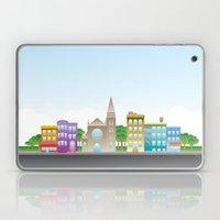 Park Slope Skyline (Color) Laptop & iPad Skin