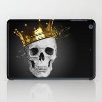 Royal Skull iPad Case