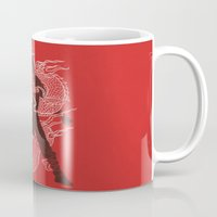 Dragon Ninja Mug