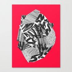 Self control Canvas Print