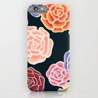 rosy days iPhone 6 Slim Case