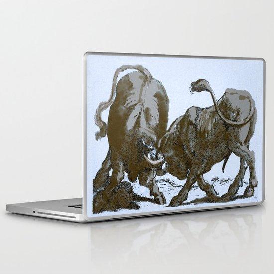 Bullfight Laptop & iPad Skin