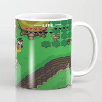 A Link to the Past Mug