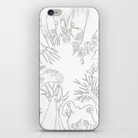 El Bosque iPhone & iPod Skin