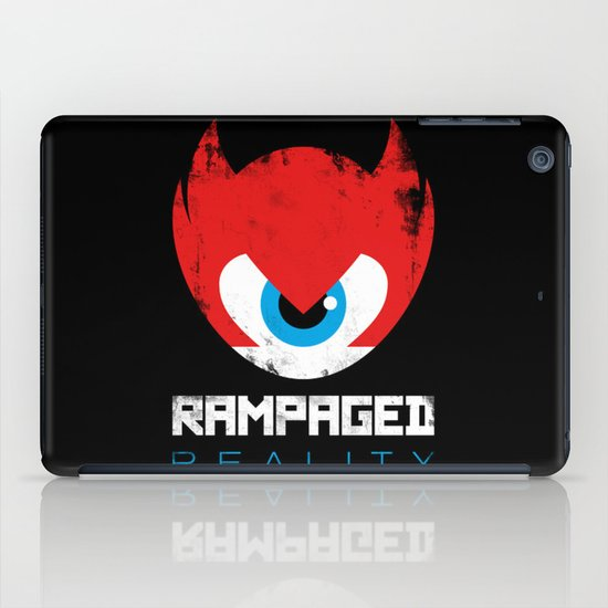 Rampaged Reality iPad Case