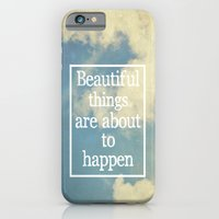iPhone & iPod Case featuring Beautiful Things  by Rachel Burbee