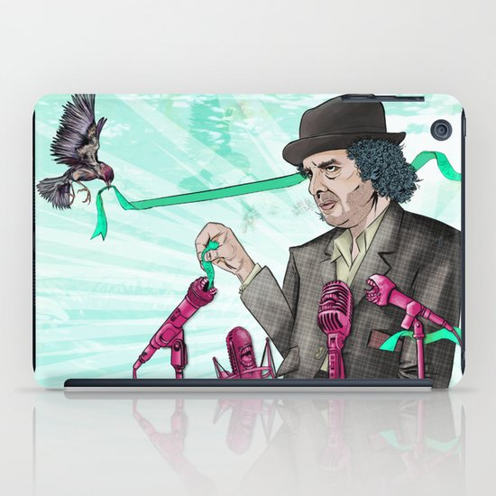 I'm Exhausted from Trying to Believe Unbelievable Things iPad Case