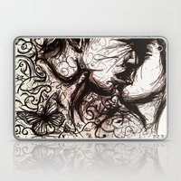 About the Chaos Theory and The Butterfly Effect  Laptop & iPad Skin