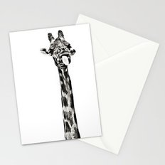 Funny Giraffe Stationery Cards