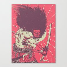 Ukita Hinawa: Degeneration Canvas Print