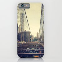 Oncoming Traffic iPhone 6 Slim Case