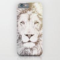 The Intellectual Lion iPhone 6 Slim Case
