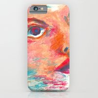iPhone & iPod Case featuring Color Swept by JOJO 阮