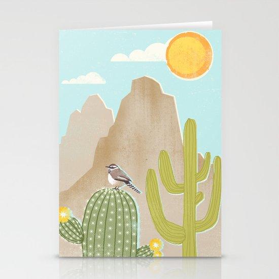 Sonoran Stationery Card