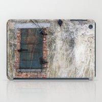 Dark Window iPad Case