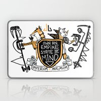 Imperial Mindset Laptop & iPad Skin