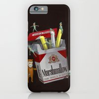 iPhone & iPod Case featuring The World Is Soft by florever