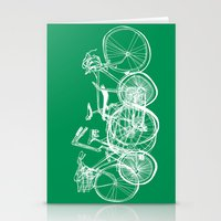 3bikes Stationery Cards