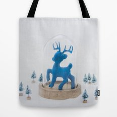 Oh deer, it's Christmas already! Tote Bag