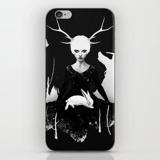 Space Within iPhone & iPod Skin