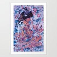 Ispahan Art Print