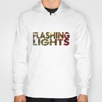 Flashing Lights Hoody