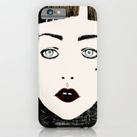 iPhone & iPod Case featuring Gretta by Le Butthead