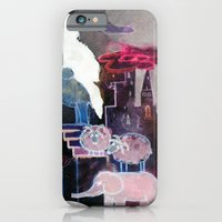 iPhone & iPod Case featuring stair to the sky by Marianna Tankelevich